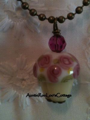 Cupcake Charm FOR SALE ON YARDSELLR