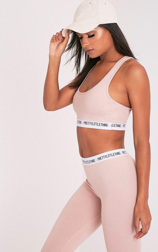 871d87b0e72 Calvin Klein Underwear Set - Wheretoget Nude Sports Bras