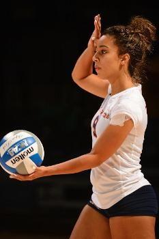 Titans Host 2014 Alumni Match Baseball Match Women Volleyball Athlete