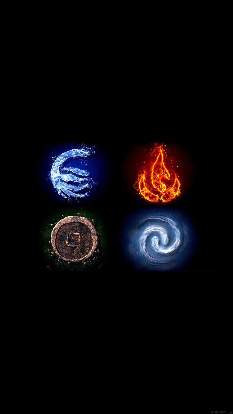 Aj97 Avatar The Last Airbender Simbol Anime Personagens De Avatar Avatar Aang Tatuagem De Avatar