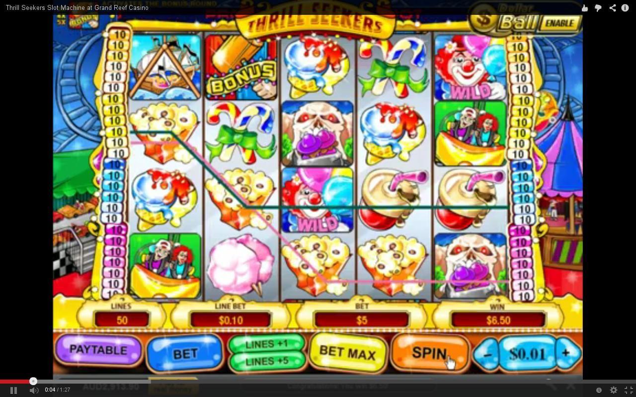 Party Night Slot Machine