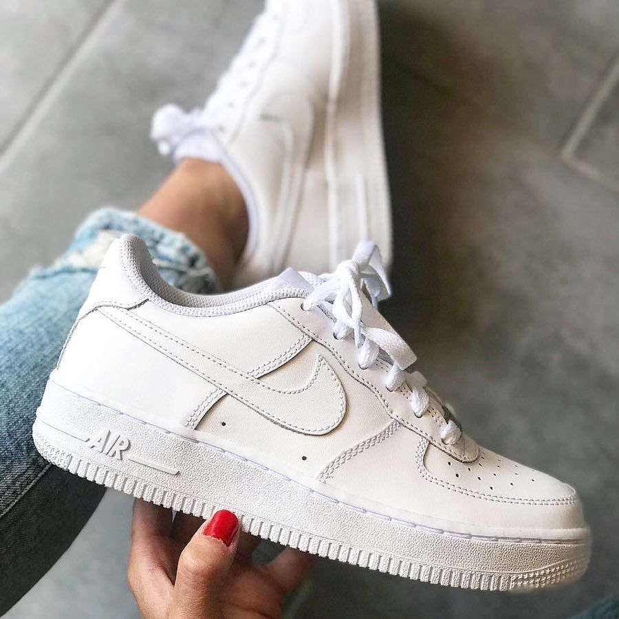 Nike Air Force 1 '07 All White – hier kaufen | Nike air