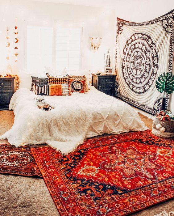 Decorar con mandalas muchas ideas para el hogar for Decoraciones rusticas para el hogar