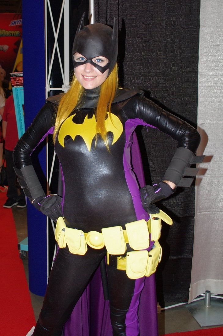 Share naked batgirl what