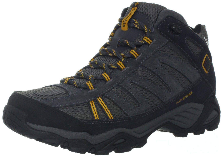 Columbia Men's North Plains Mid Wateproof Hiking Boot