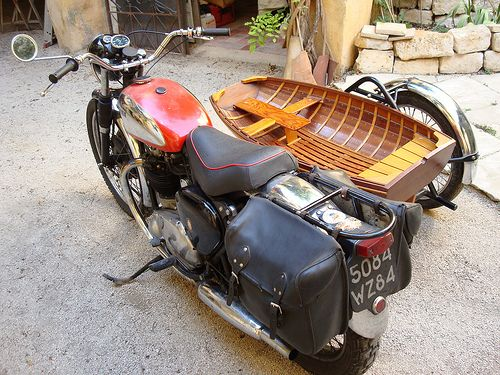 Top 10 Vintage and Classic Motorcycles