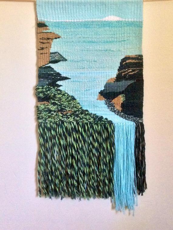 Original woven tapestry. #facecare