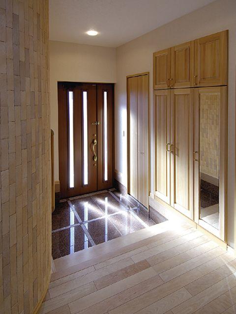 Genkan Google Search Modern Bedroom Design Japanese Style House House Entrance