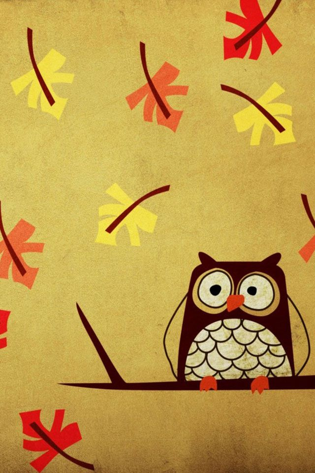 Cute Owls Wallpaper Hd