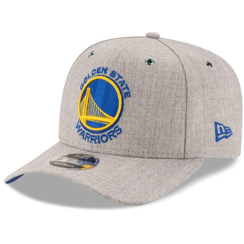 buy popular 985a9 83373 ... ebay golden state warriors new era heathered flect 9fifty snapback  adjustable hat gray 21e6c 7c24a