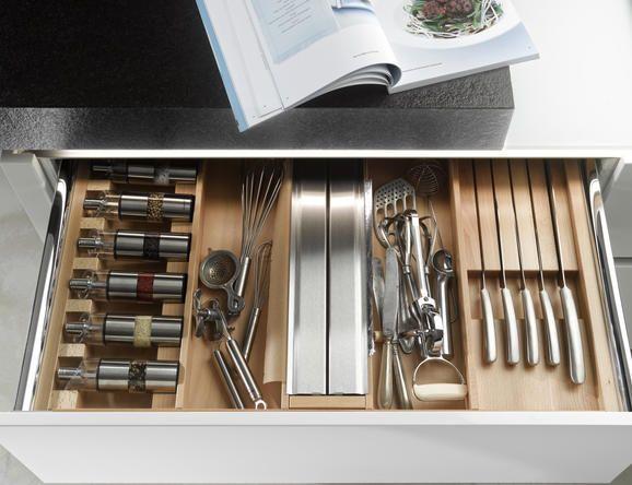 Küchenideen moderne Inspirationen nolte-kuechende Nolte - nolte küchen schubladeneinsatz
