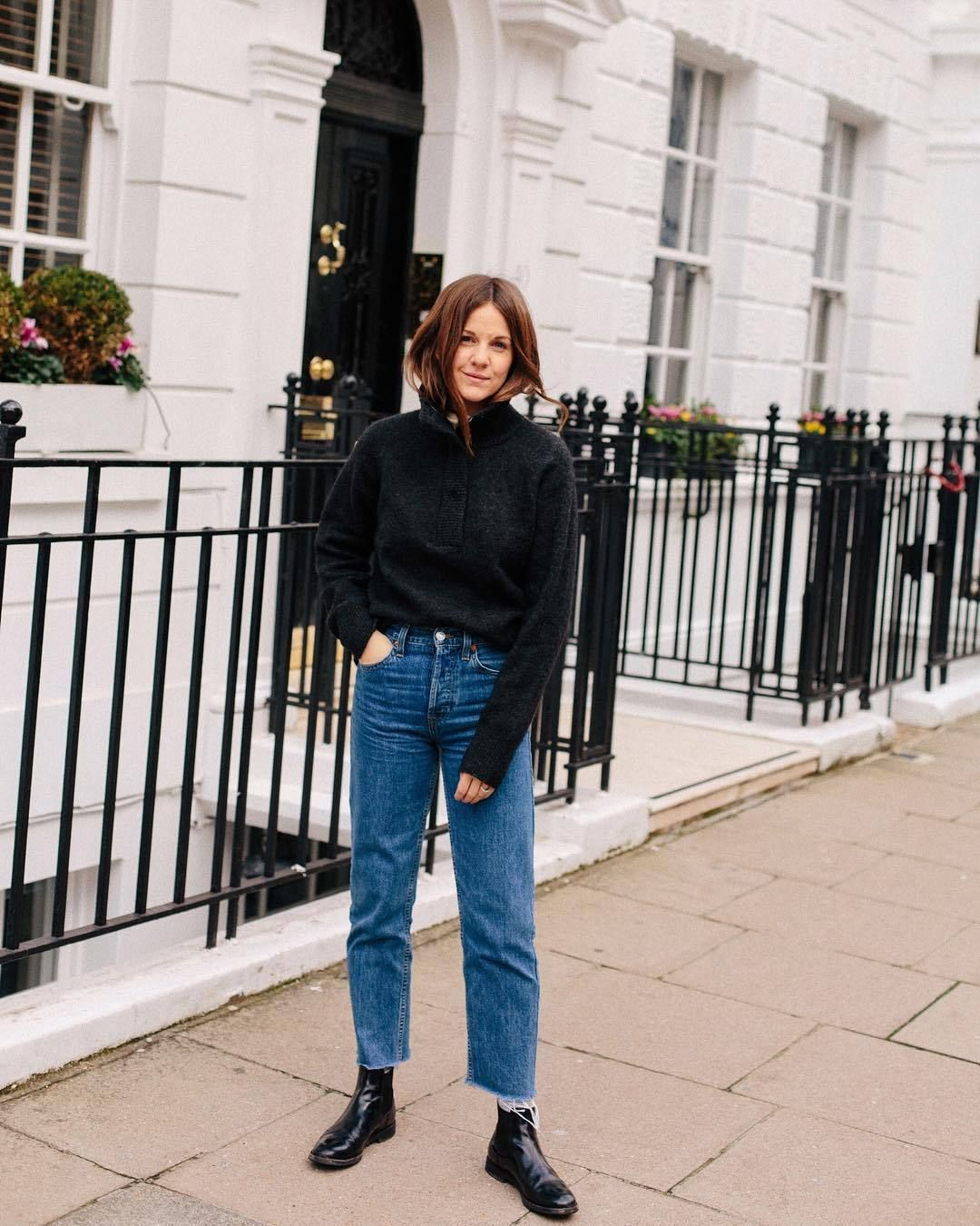 Photo of Få jeans til £ 255 hos Net A Porter – Wheretoget