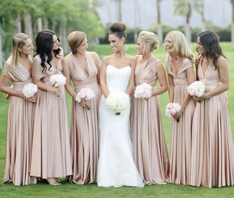 Vestidos De Dama De Honor Bridesmaids Dresses Vestidos