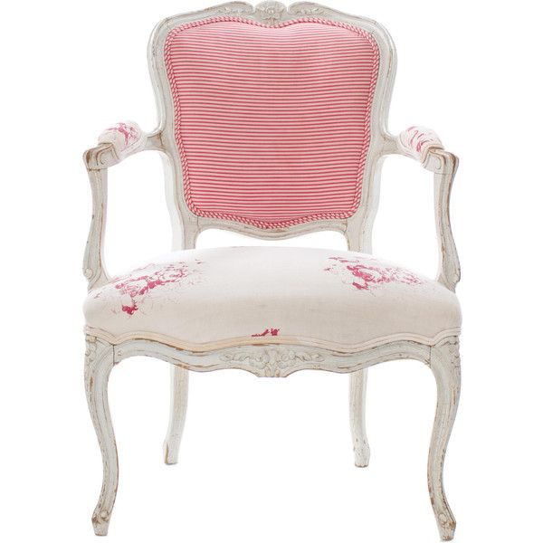 Antique French Louis XV Chair found on Polyvore featuring home  furniture   chairs  accent. Antique French Louis XV Chair found on Polyvore featuring home