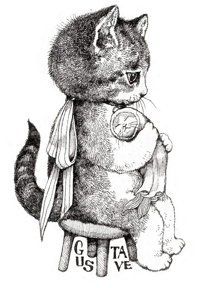 GUSTAVE higuchiyuko LABO ヒグチユウコ 妖精の足跡 | 阪急阪神百貨店・ライフスタイルニュース