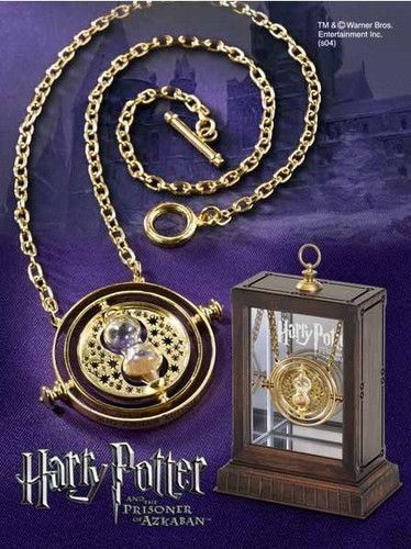 'Harry Potter Time Turner Necklace Hermione Granger Rota' is going up for auction at  8am Thu, Jun 27 with a starting bid of $5.
