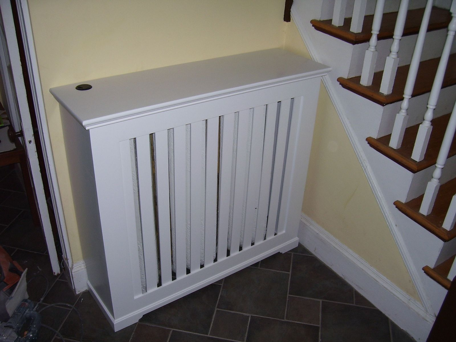 Custom Radiator Covers