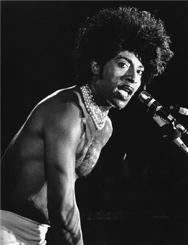 Little Richard In The 1970 S Rhythm And Blues Music Artists