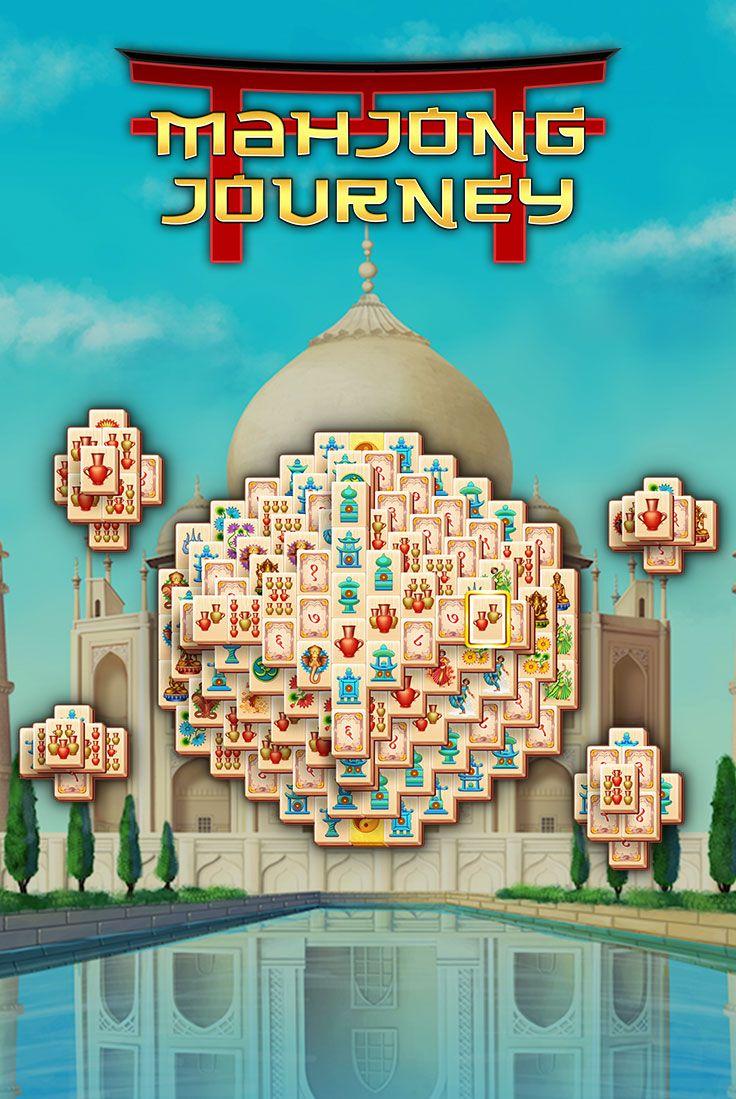 Mahjong Journey™ Mahjong, Games to play, Games