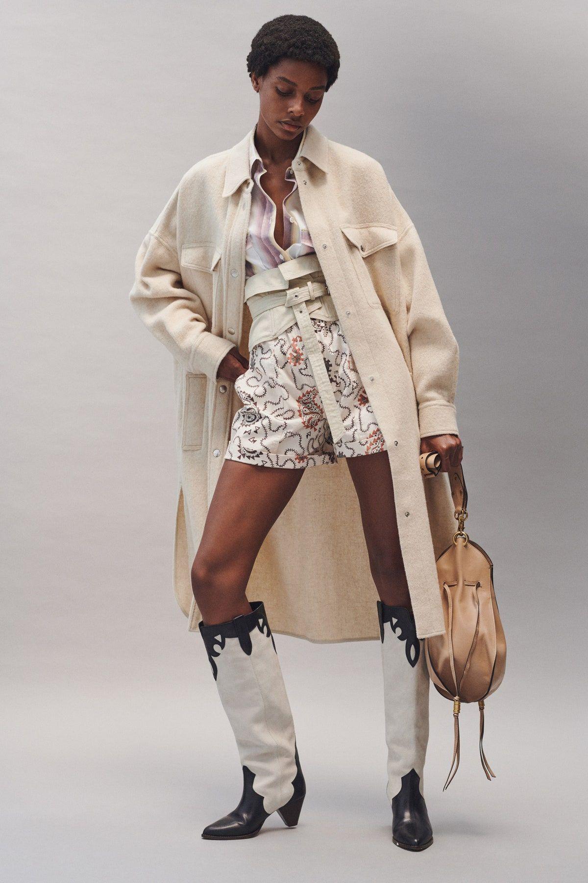 Étoile Isabel Marant Spring 2021 ReadytoWear Fashion