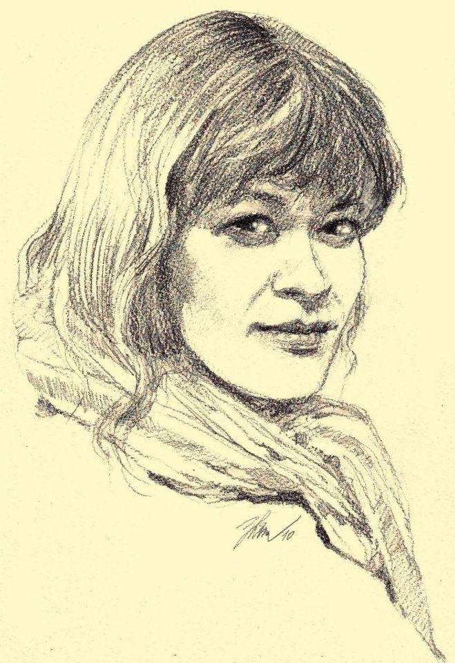 журналистка Алена Олина из Качканара