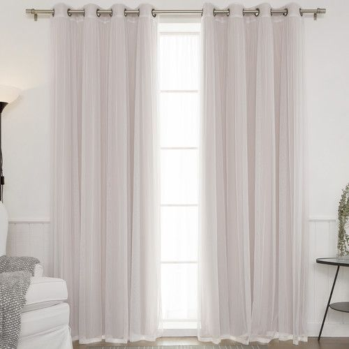 Curtains Ideas blackout panels for curtains : Whitman Blackout Thermal Curtain Panels | Curtains, Curtain panels ...