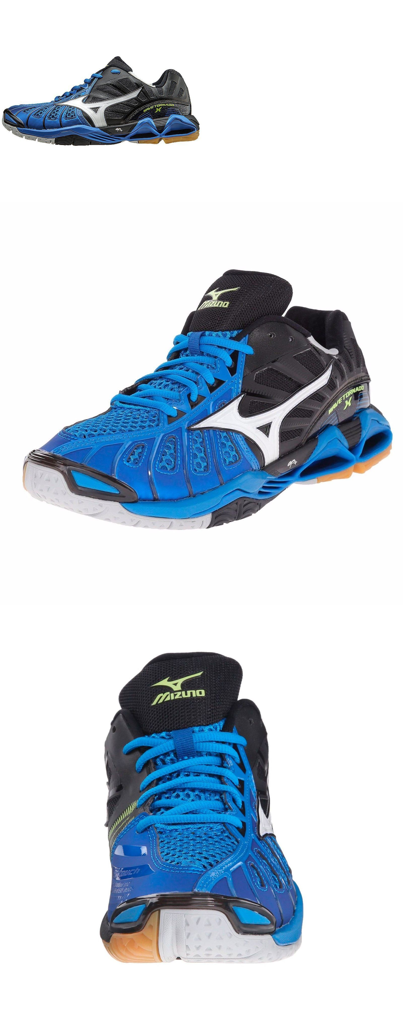 designer fashion fa01d 52f71 Clothing 159130  Mizuno Wave Tornado X Men S Volleyball Shoes Blue-Black -   BUY IT NOW ONLY   122 on eBay!