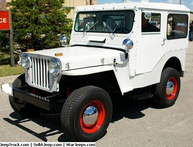 Jeeps For Sale And Jeep Parts For Sale 1947 Willys Cj2a