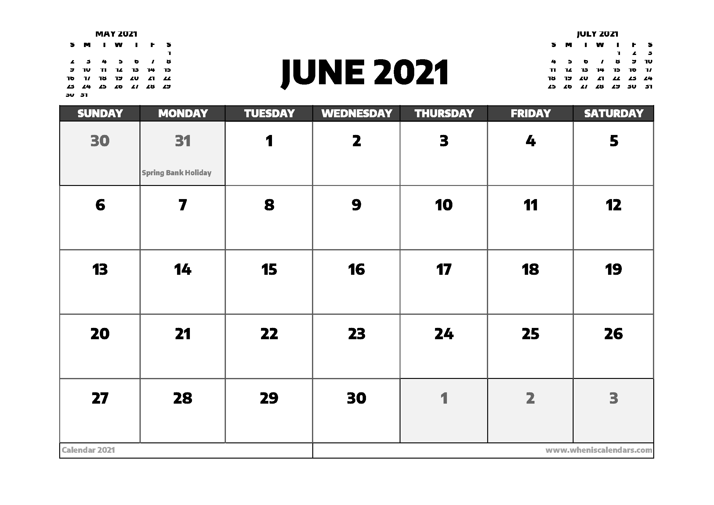 June 2021 Calendar Uk With Holidays In 2020 Calendar Uk 2021 Calendar Calendar Australia