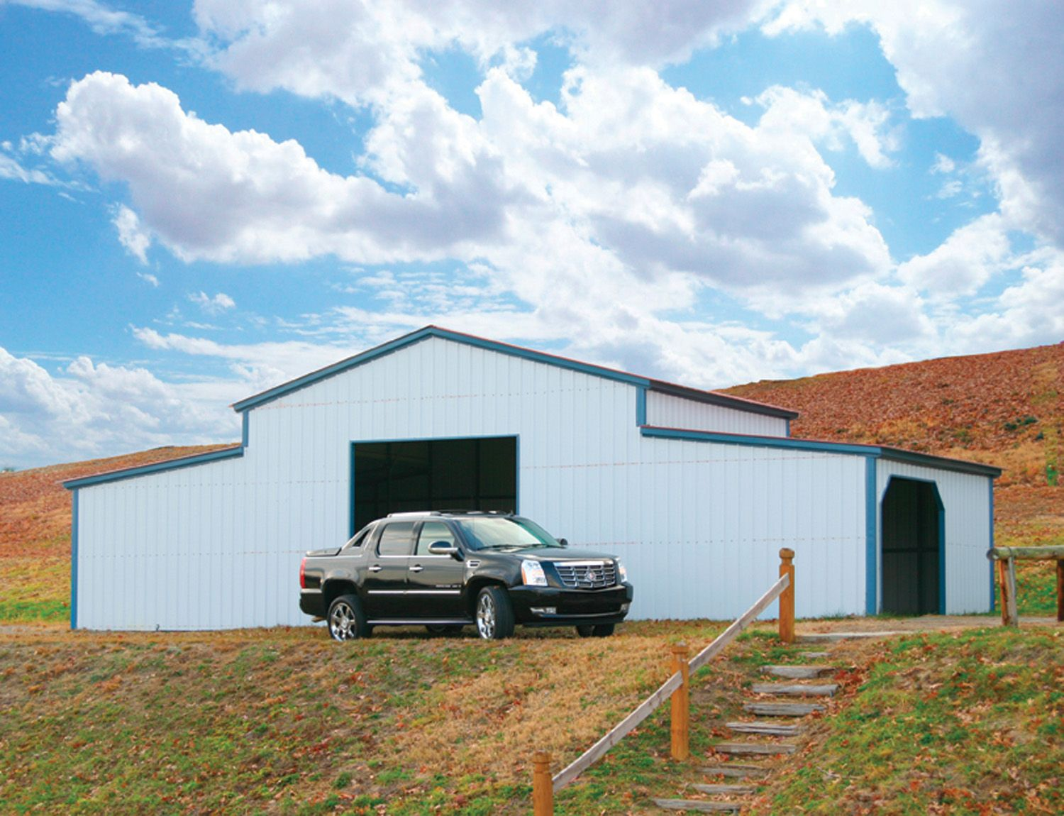 Barn Vertical Style 12x24x12 Height 14,9 (With images