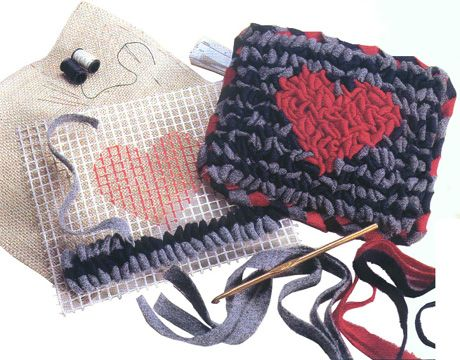 Addy's Hooked Rug Kit