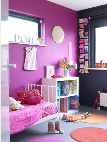 kinderzimmer pink ikea minnen Girl room, Kid room decor