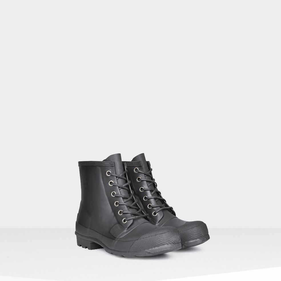 Hunter Boots Original Rubber Commando Boots | SHOPBOP