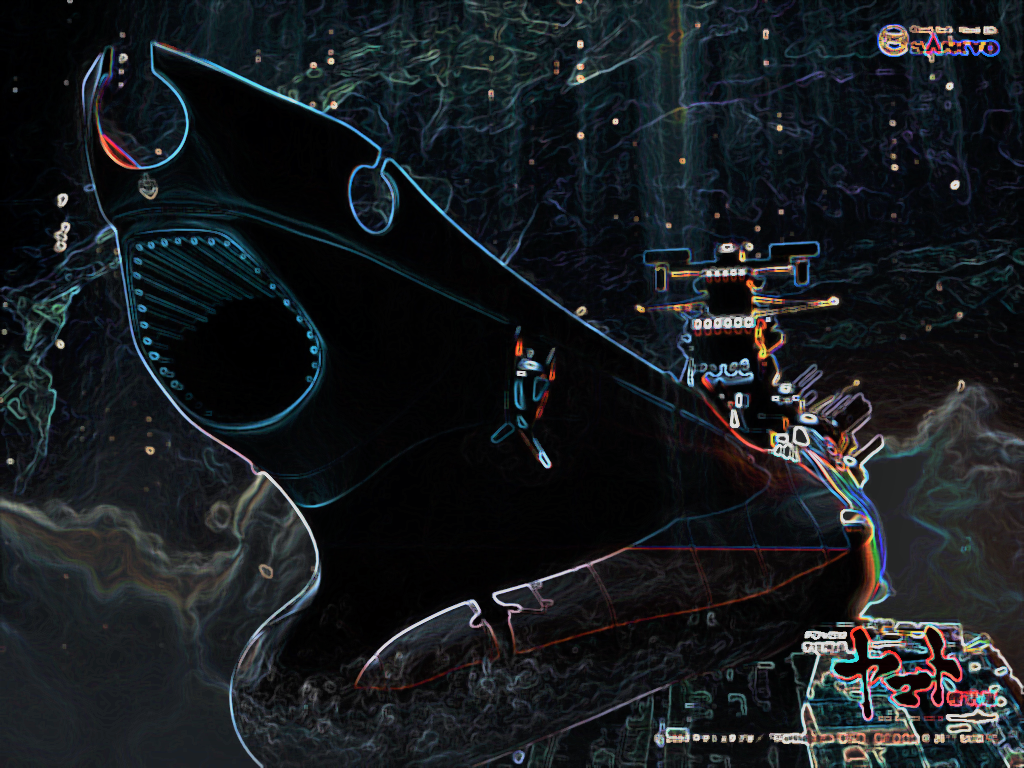 Space Battleship Yamato Resurrection Wallpaper One Of My Favorite Movies From One My All Time Favorite Ani Resurrection Movie Space Battleship Favorite Movies