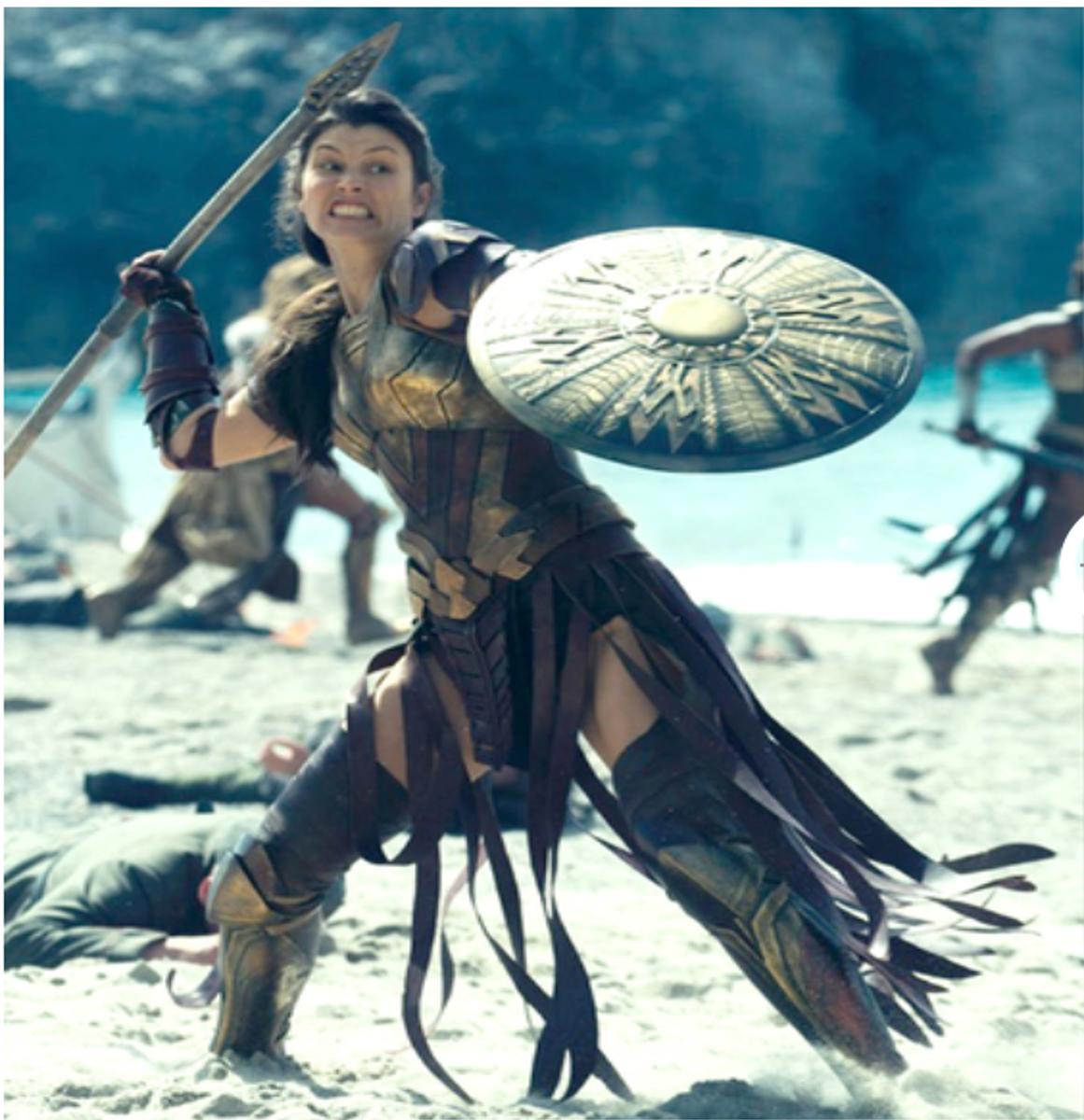 Menalippe Wonder Woman Warrior Woman Badass Women