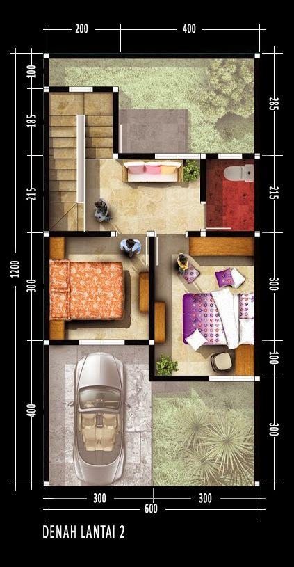 Desain Rumah Minimalis Luas Tanah 72 Cek Bahan Bangunan