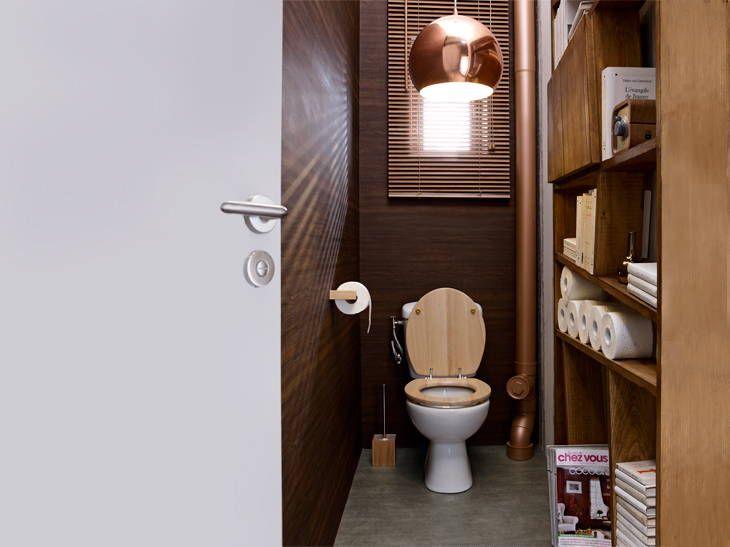 Wc Styles Et Tendances Leroy Merlin Deco Toilettes Decoration Toilettes Deco Wc