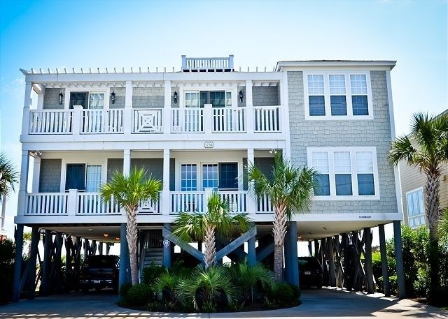 Our vacation house for next week in myrtle beach house vacation rental in garden city beach for Garden city sc vacation rentals