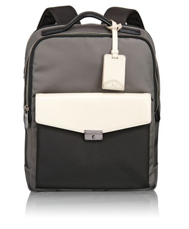 Laurel Backpack in Grey Spectator