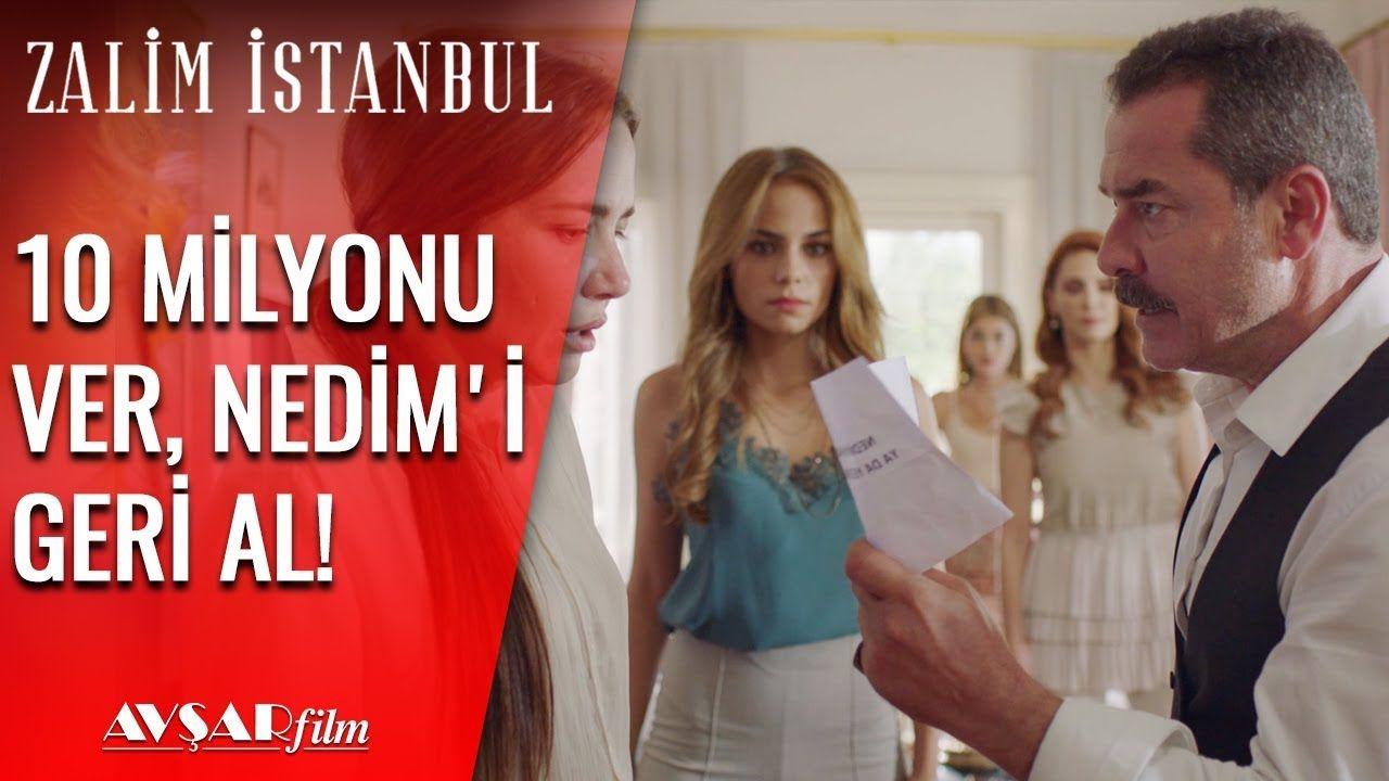 Fidye Mektubunu Kim Birakti Zalim Istanbul 10 Bolum Istanbul Youtube Mercan