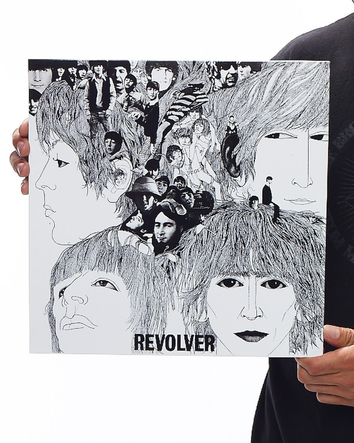 The Beatles With The Beatles Men/'s Silk Pocket Square
