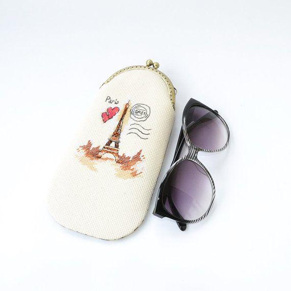 Womens credit card holder card holder wallet fold card case eyeglass case eyeglass holder fabric eyeglass case soft eyeglass case business card reheart Images