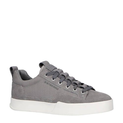 Rackam Core Low Denim sneakers grijs in 2019 Schoenen