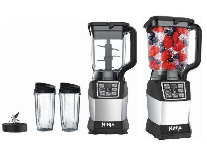 Nutri Ninja Auto Iq 6 Speed Blender Only 79 99 Reg 160