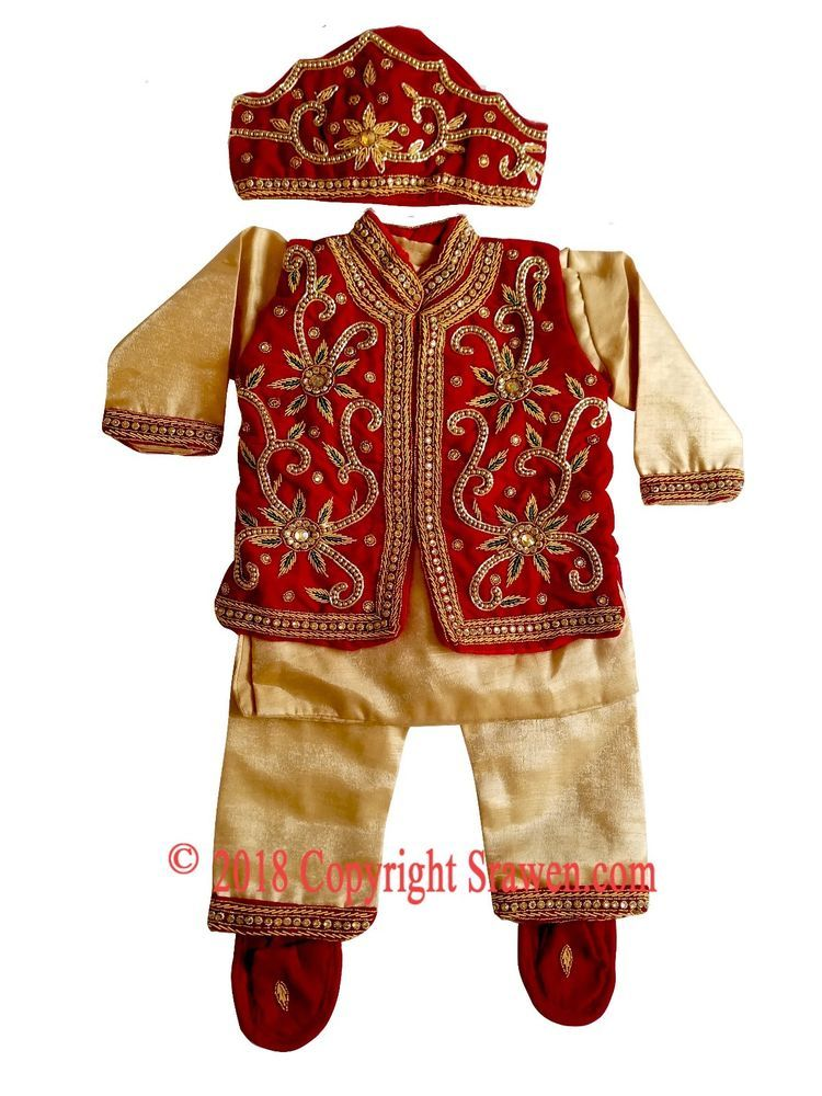 72b8df4e7c28 Pasni Set/ bhatkhuwai dress/ Rice feeding ceremony set nepali dress for baby  boy #Srawen #RicefeedingCeromonialdressset #CasualFormalParty