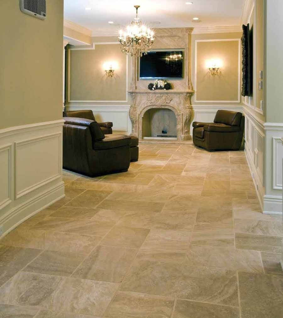 Tile Flooring For Kitchen: Travertine Tiles - Materials Marketing