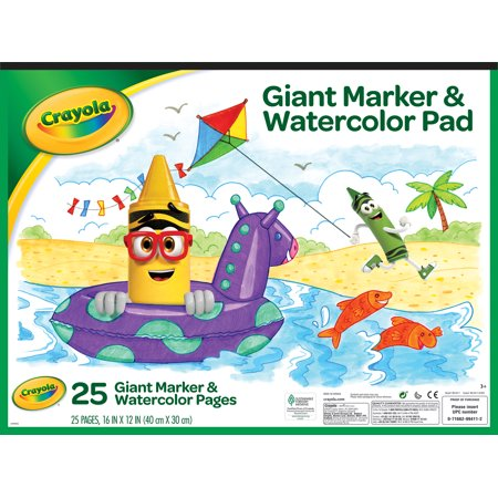 Toys Markers Watercolor Craft Materials