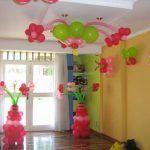 Fiesta infantil con tema de Campanita -