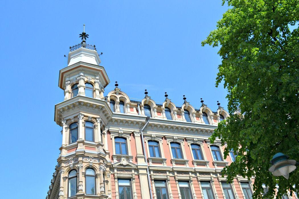 Travel: Helsinki Finnland Jugendstilviertel #jugendstil #europa #helsinki #finnland #finland #skandinavien #scandinavia #travel #städtetrip #city #reisen