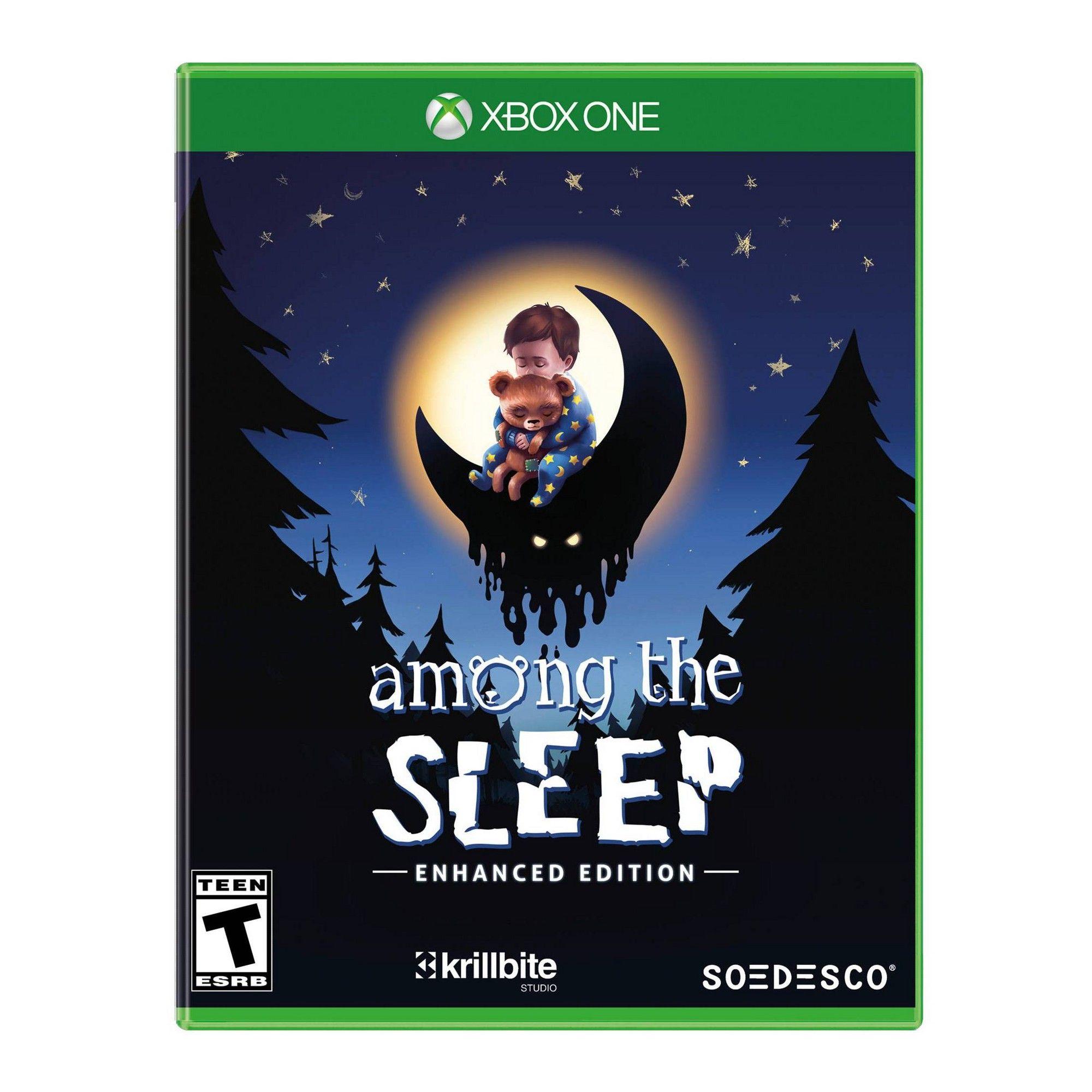 Among The Sleep Enhanced Edition Xbox One